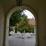 дворцовый дворик