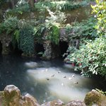 The labyrinth grotto
