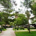 Парк в Кемере