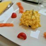 A nice breakfast dish by Lisa