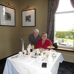 Try out the Champagne Afternoon Tea