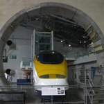 Euro Tunnel Mock up
