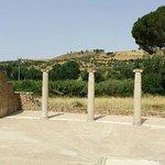 villa romana del Casale - esterno