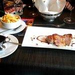Grilled pork Grison
