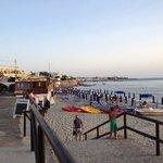 Da Giovanni San Francesco Ischia giugno 2014 al tramonto
