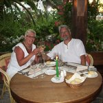 Gezellig huwelijksetentje in El Molino Blanco