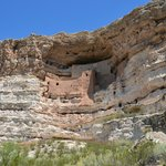 The cliff dwelling