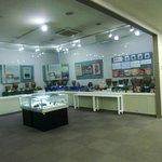 資料館の展示物