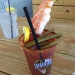 Shrimp Bloody Mary