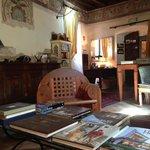 La Torretta sitting room