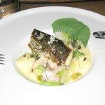 2. Hauptspeise-Fisch