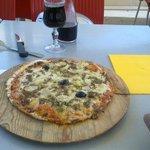 Pizza Spéciale (j'ai pris la petite )
