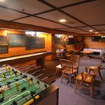Games & Activities in the Bar area