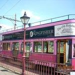 Tram at Seaton