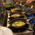 Start your day off the casual home-style way with our daily breakfast buffet.