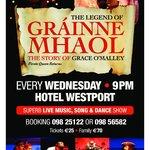 The Legend of Gráinne Mhaol