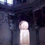Pequeño oratorio dirigido hacia Córdoba y no a la Meca