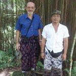 At Gunung Kawi