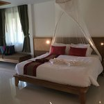 Spacious and lovely room - jacuzzi suite