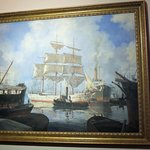 The White Ship by Barry Mason b. 1947