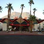 entrée casino hotel
