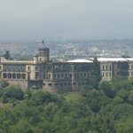 View of Chapultepec Castle