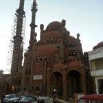 Мечеть а ля Гауди
