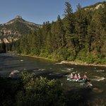 Gallatin River near Yellowstone