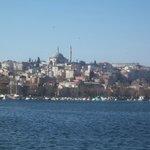otra vista de Estambul