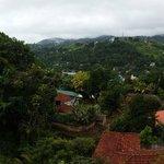 Panoramic of the Hatana Range