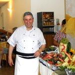 Der Koch Antonio