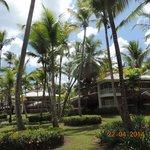 Área do resort