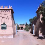 Kasbah Mohayut Main Gate