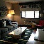 King Bedroom suite sitting
