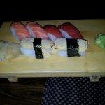 Asahi - nigiri sushi