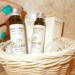 ottimi prodotti bio  'goccia doro bio'prodotti da Olivi Poiano