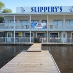 High water at Slippery's