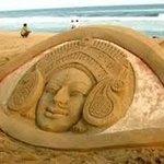 see beach beauty at PURI