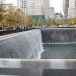 Memorial pond