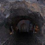Lift in de grot