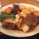 Roastbeef... delicioso!!