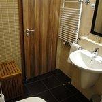 bathroom of suite 306