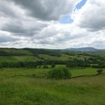 Pendle Hill from the Atom