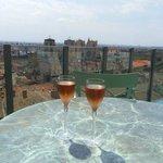 Coupe de Champagne Drappier Rosé