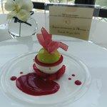 Superbe dessert!!!