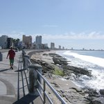 Walking the Malecon