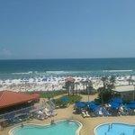 Hilton Pensacola pool