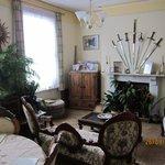 Breakfast room/TV Lounge