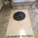 Tomb of Leonardo DaVinci
