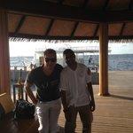 Mohamed J, Manager at Angsana Ihuru & Me
